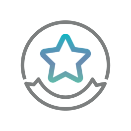 approved partner badge