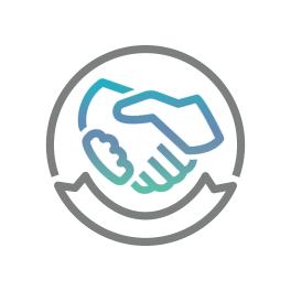 sales partner badge